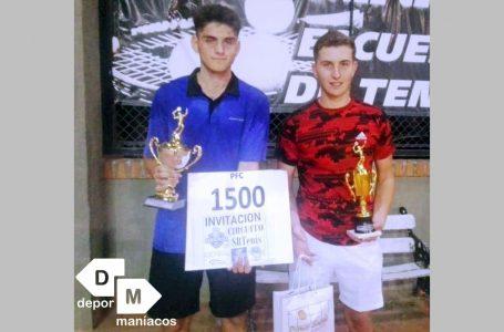 Segunda del Circuito de Tenis en General Pico