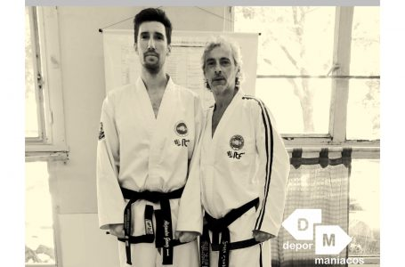 "Taekwondo ITF en Castex ""es un estilo de vida"", dijo Gómez"