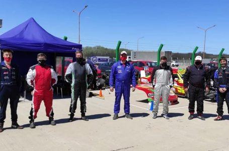 Buenos tiempos: con castenses, prueba libre en el Autódromo