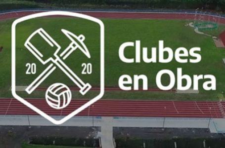 Clubes en Obras: La Pampa elevó 26 propuestas a Nación