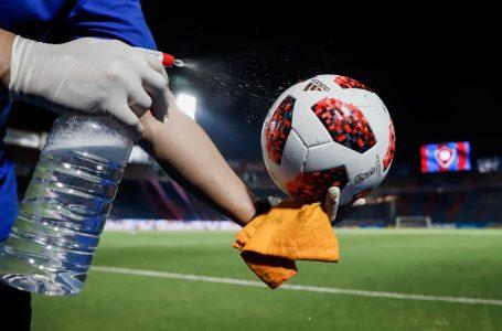 El fútbol y el Covid: reunión, buena predisposición y a ajustar protocolos
