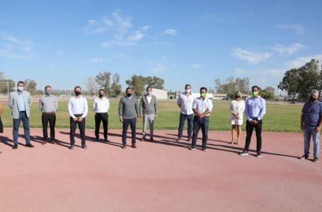 Reunión nacional de los Juegos para EPADE y para Araucania